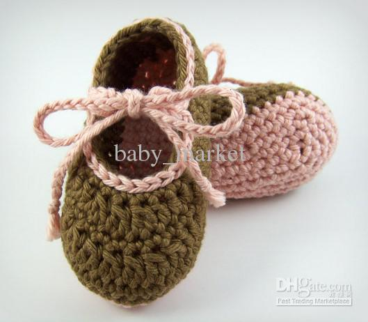 Crochet Baby Booties Mary Jane Free Pattern