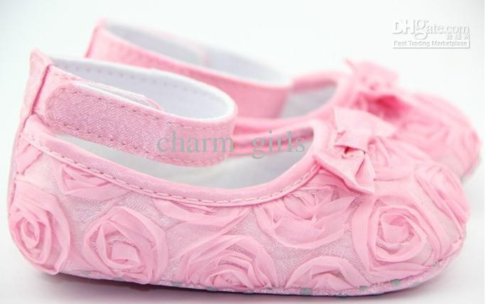 3pairs multicolore Mary Jane bambin bébé fille chaussures de fleurs Roses bow chaussures