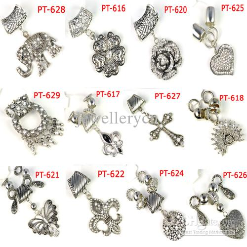 Mixed designs charm setsfashion diy scarf jewelry pendant see larger image aloadofball Choice Image