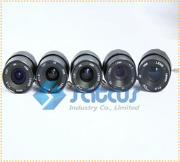 "Wholesale Iris Mm - CCTV Camera Lens 1 3"" 4 6 8 12 16 mm CS CCTV Camera Metallic Auto Iris Lens"