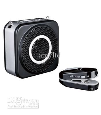 Presentes de natal TAKSTAR E160W 2.4G digital Sem Fio Amplificador de Voz Portátil Moda Rei Som