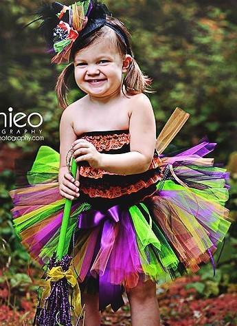 halloween tutu skirt baby toddler tutu dress birthday tutu customed tutu set matching headband a363 - Halloween Tutu Dress