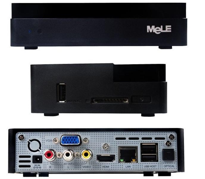 Lastest Mele A1000 Tv Box Android 4.0 Hd Media Player 1080p ...