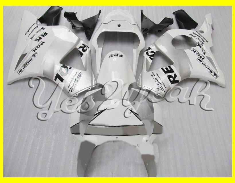 Respol Fairing Body Kit för Honda CBR900RR 02 03 CBR 900 RR CBR 900RR 954 CBR900 RR 2002 2003 Fairing Bodywork + Presenter