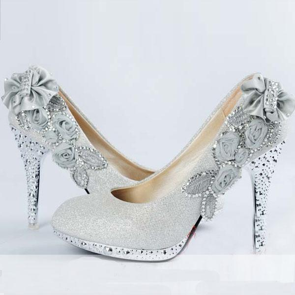 Silver Shoes Online South Africa