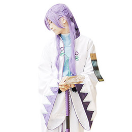 Vocaloid christmas costumes online shopping - Vocaloid Kamui Gackpoid Cosplay Costume