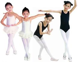 Wholesale White Ballet Socks - Children's dance pure white pantyhose thin velvet students socks princess socks girls' dancing socks