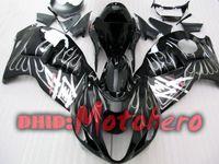 Wholesale black hayabusa fairing kit - Black fairings for SUZUKI Hayabusa GSX R1300 GSX-R1300 GSXR1300 96 97 98 99 2000 01 02 03 04 05 06 07 fairing kit