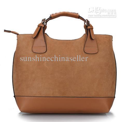 Fashion Handbags Genuine Leather Handbag Mami Bags 100% Real ...