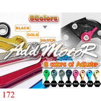 Wholesale Cbr F2 Clutch Lever - Addmotor Brake Clutch Lever For CBR 600 F2 F3 F4 F4i 91-07 1991-1997