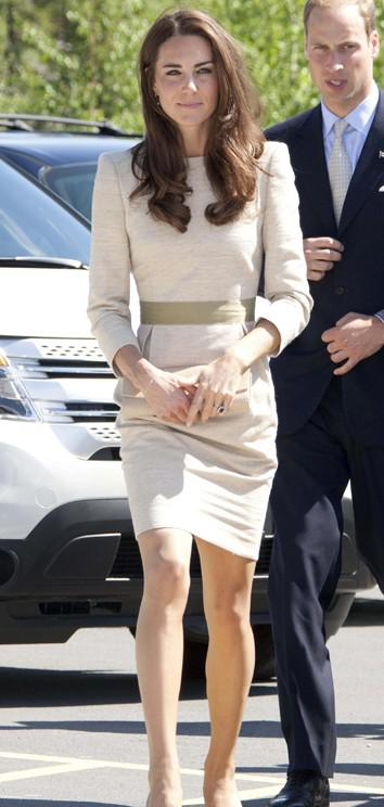 Kate middleton party dress pictures