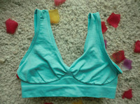 Wholesale 32b Breasts - 500pcs lot 9colors DHL Free shipping BODY SHAPER Push Up BREAST seamless bra