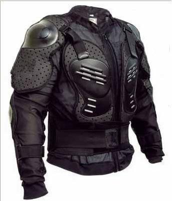 10PS / PARTIJ, Motorfiets Sport Bike Full Body Armor Jacket met tags, goedkope mantel motorfiets uit China