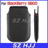 For Blackberry blackberry torch cover - For Blackberry Torch Faux Leather Sleeve Pouch Soft Smart Case Cover