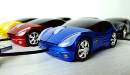 Wholesale Car Shaped Mouse For Computer - Wholesale Car Shape USB 3D Optical Mouse Mice for Computer Laptop, Free Shipping