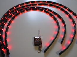 Wholesale Undercar Led Lights - LED brightness Flash Under Glow Lamp LED Strobe Light Underbody Undercar LED Glow lights LED Lamp