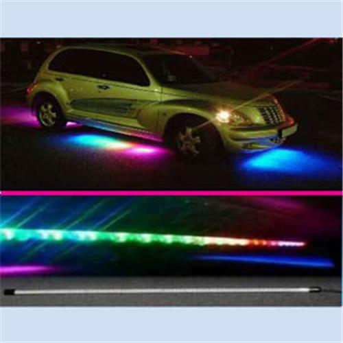 2019 Rgb Flash Under Glow Lamp Pattern Car Truck