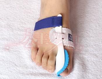 Auto Adjustable Bunion Night Splint Corrector For Curved Great Big Toe Tool