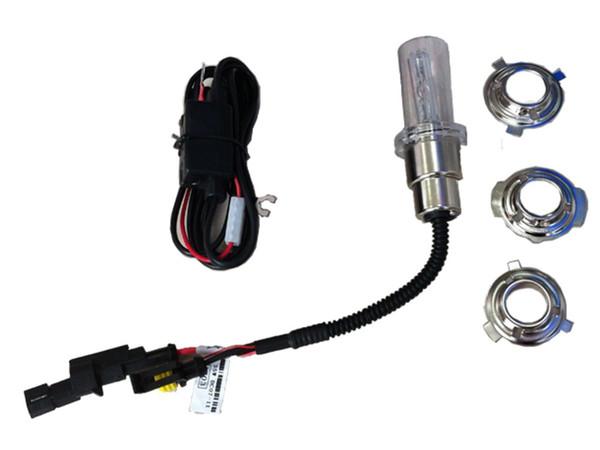top popular NEW COMING Metal ballasts Motorcycle hid kit lamp H6 Hid Xenon Lamp 35w Hid Conversion kits lamp Motorcycle lamps kit 2020