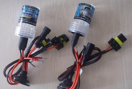 Argentina Bombillas de xenón de haz simple de 35 vatios 9005 9006 H1 H3 H7 H11 H10 880 881 D2S D2C D2R HID Bombillas de faros delanteros de xenón 12V sin lastre Suministro