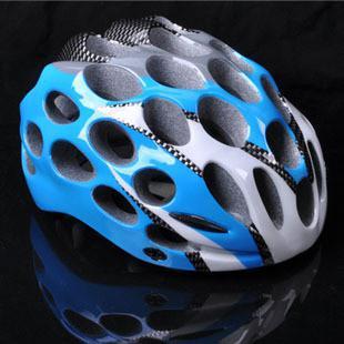 Casco celular Cellular 41 Agujeros Una bicicleta de casco de bicicleta de carreras ultraligero integrado