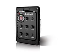 sintonizador joyo venda por atacado-Captadores / Guitarras acústicas 5-Band Preamp EQ Tuner Captador JOYO JE-307