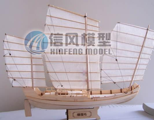 Wooden ship model European-style wooden ship model /Furnishing articles for wholesale