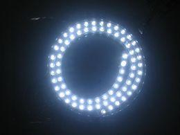"Wholesale Grill Doors - 2* 48cm 19"" Car Truck Boat PVC LED Strip Decoration Flex Grill Light White"
