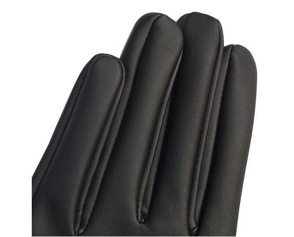 2017 nova moda colorido SEXO E A CIDADE meia palma luva curta moda 5-dedo metade luvas de couro 10 pares / lote