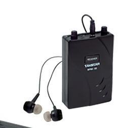 무선 모니터 시스템 인 이어 이어 스테레오 무선 헤드폰 이어폰 컴퓨터 TV 가정 Enterta WPM-100