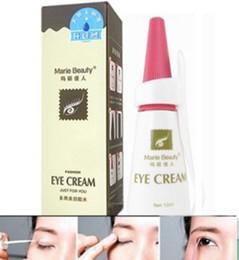 Wholesale False Eyelashes Glue Waterproof - Pro Waterproof Glue False Eyelash Double Eyelied 12ML Eyelash Adhesives