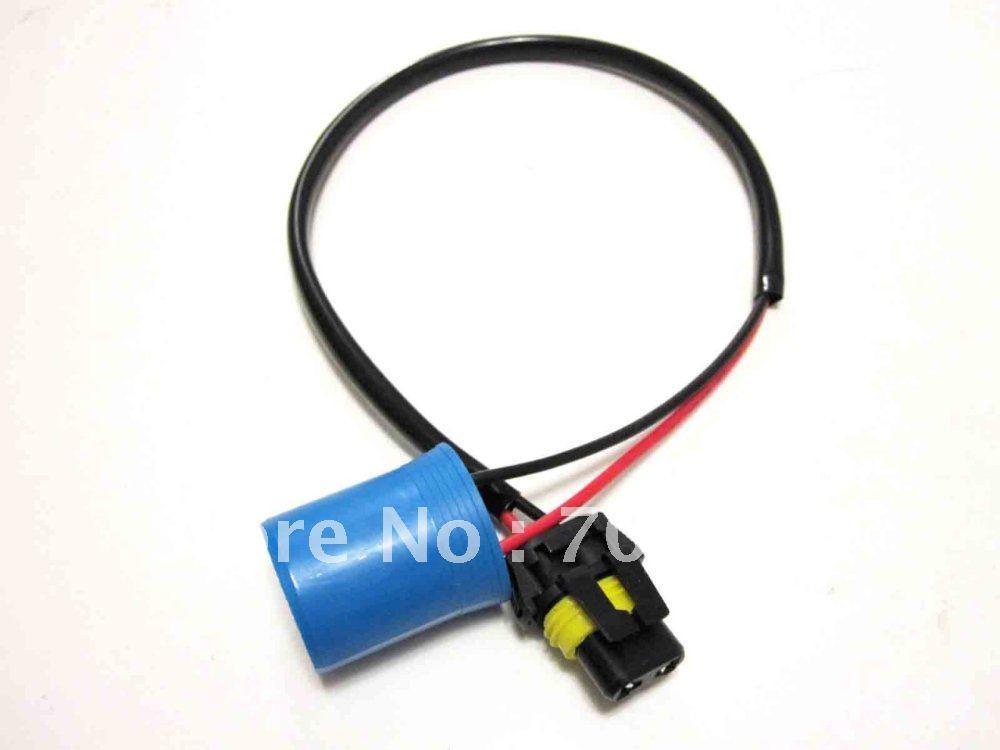 9004 9007 Car HID Xenon Conversion Kit Light Wire Harness Plug Cord
