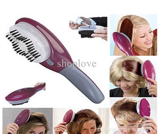 Hot Lady Elegance Electric Hair Dye The Comb Hair Dye Color ...