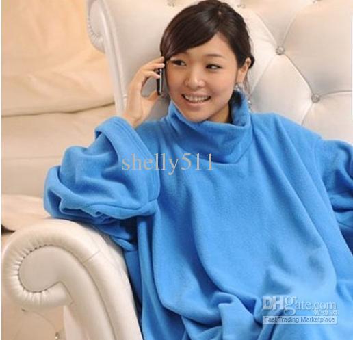 couverture / climatisation couverture / robe de bleu marine de paresseux