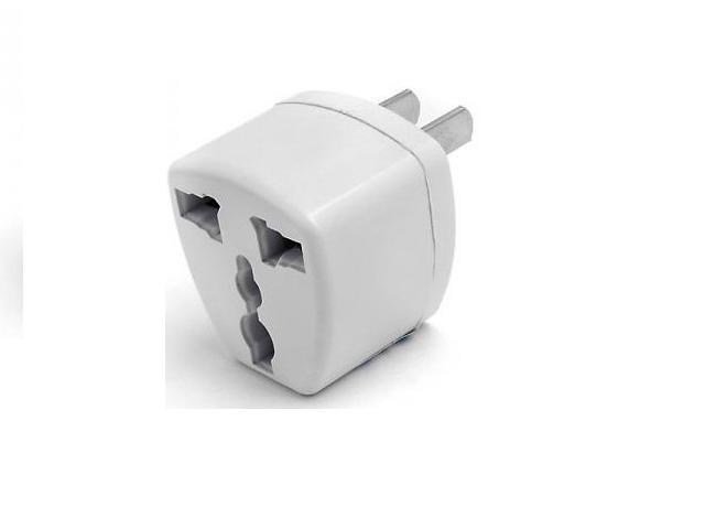 New universal EU UK CN AU to US USA travel adapter plug outlet converter