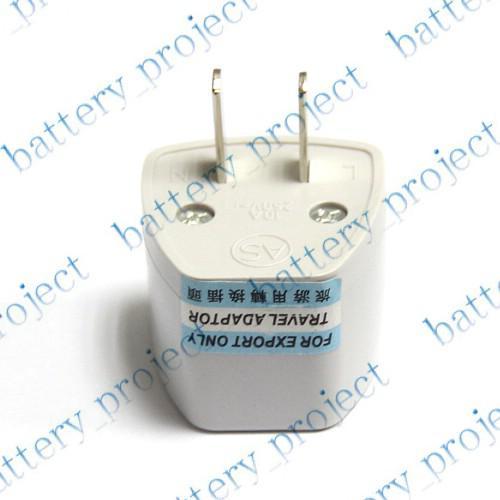 AC UK Euro EU zu US USA AC Power Stecker Konverter Reise Ladegerät Adapter konverter neue 1000 teile / los