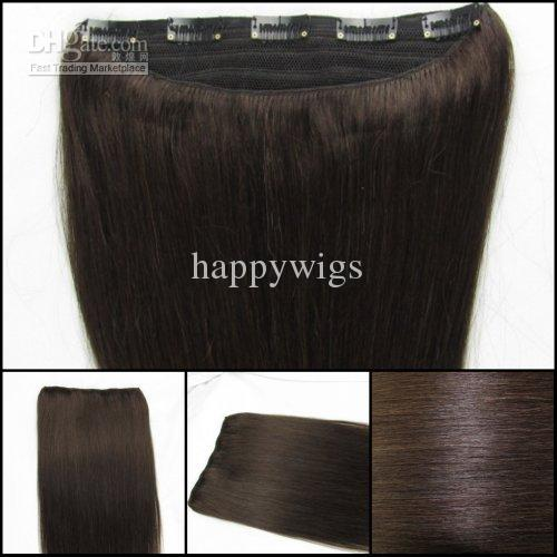 Cheap one piece clip in human hair extensions 2 162024inch 5 see larger image pmusecretfo Images