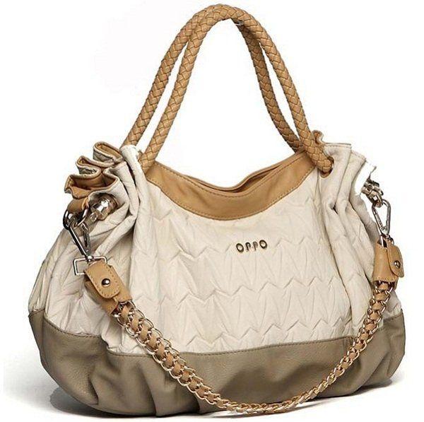 High Quality Oppo Handbag Pu Leather Handbags Totes, Women's ...