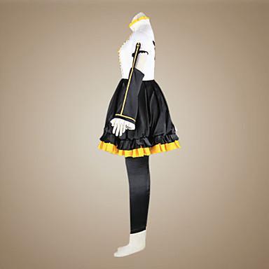 Vocaloid - Meltdown Kagamine Rin Cosplay Kostym