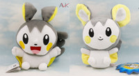 "Wholesale Emolga Plush - High Quality 2 styles Plush Soft Doll toy Emonga Emolga 7"" Free Shipping"