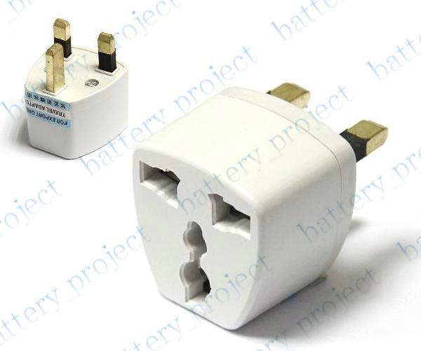 US EU AU to UK AC Power Plug Converter Travel Charger Adapter Outlet ...