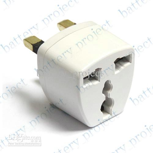 US EU AUから英国AC電源プラグコンバータ旅行充電器アダプターアウトレットコンバーターソケット100ピース/ロット
