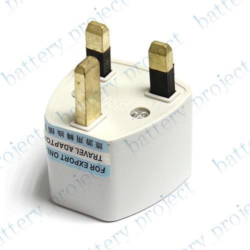 US EU AU zu UK AC power Stecker Konverter Reise Ladegerät Adapter Outlet Konverter Buchse 1000 teile / los