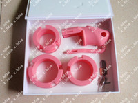 Wholesale Male Chastity Device Birdlocked - x_bdsm Male's Chastity Device Birdlocked Male Silicone Chastity Device pink COLOR