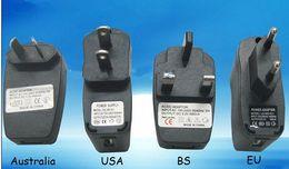 Wholesale Ego V9 - 20pcs Electronic cigarette Charger suitable (V9,ego,ego-t, E-cig ) have (AU, US, EU, BS ) optional