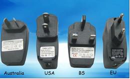 Wholesale Ego V9 - # 50pcs Electronic cigarette Charger suitable (V9,ego,ego-t, E-cig ) have (AU, US, EU, BS ) optional