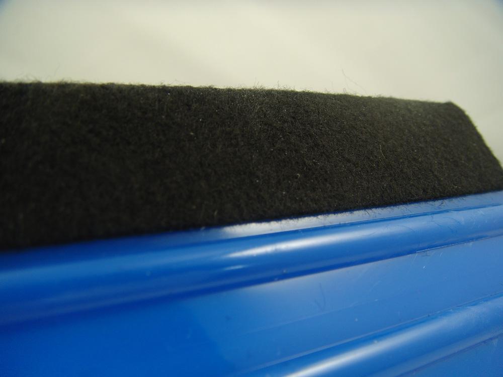 Raspadores de plástico del coche Tomar raspador de tela herramienta de Paster 100pcs por lote