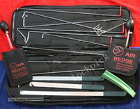 набор инструментов для открытия замка оптовых-KLOM Авто Quick Open Kit с подушкой безопасности Слесарь Инструменты Отмычка Инструменты S064