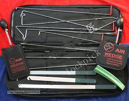 Wholesale Auto Lock Kit - KLOM Auto Quick Open Kit With Air Bag Locksmith Tools Lock pick Tools S064