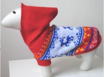 Ücretsiz kargo köpek noel kazak giyim ceket giyim XS S M L XL karışık sipariş ile